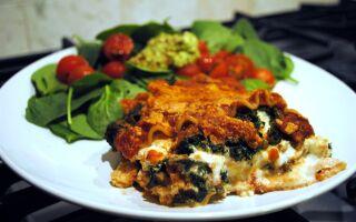 Test Kitchen Tuesday: Kale Lasagna Diavolo