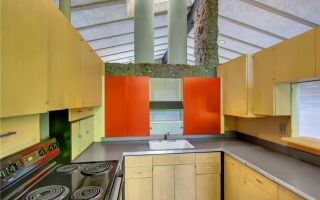 A Happy Holiday Message, and Photos of Our Kitchen Remodel