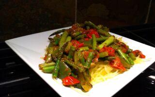 Test Kitchen Tuesday: Spaghetti Squash Primavera