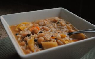 Test Kitchen Tuesday for One: Hearty Vegetable Stew