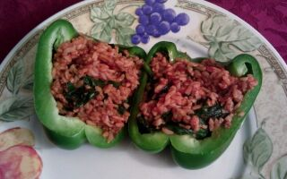 Guest Post: Stuffed Bell Peppers