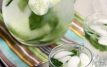 Cucumber Infused Water