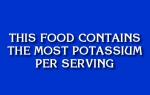 Myth-Busting: Potassium & Your Food