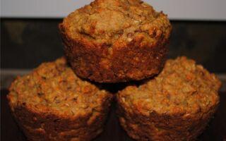 Recipe Throwback: Apple Lentil Muffins