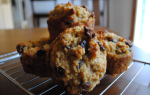 Tuesday Flashback: Cranberry Quinoa Muffins