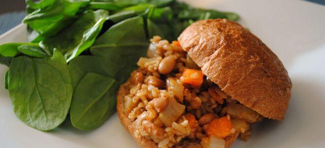 Test Kitchen Tuesday: Vegetarian Sloppy Joes