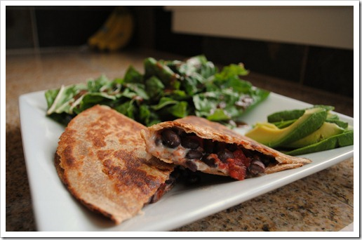 black_bean_quesadillas