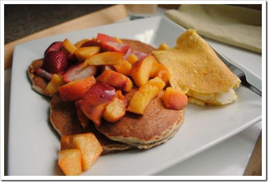 lentil pancakes