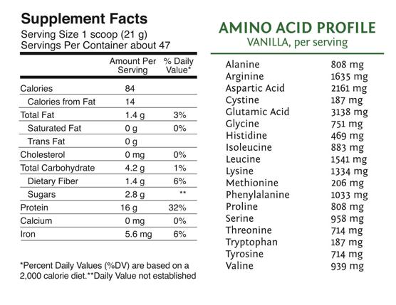 sunwarrior warrior blend protein powder review | test kitchen tuesday
