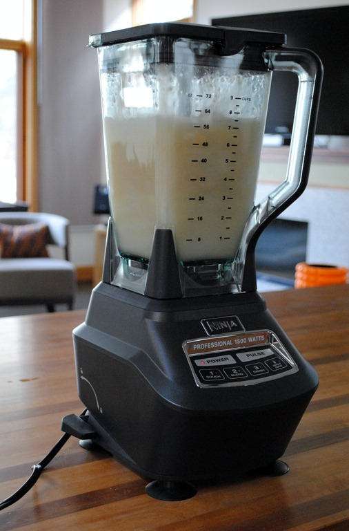 Making Rice Milk with the Ninja Mega Kitchen System | Test ...