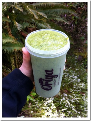 lunch_green_smoothie