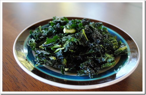 Kale Chips | Test Kitchen Tuesday