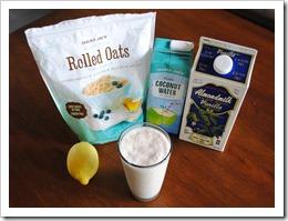 Fruity Oatmeal Juice   Test Kitchen Tuesday