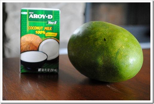 Mango Soft Serve   Test Kitchen Tuesday
