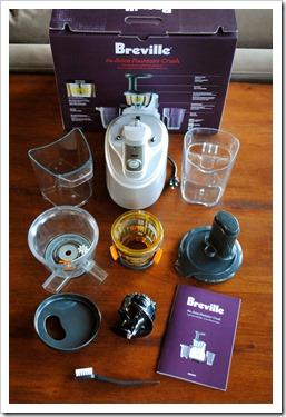 Breville Juice Fountain   Test Kitchen Tuesday