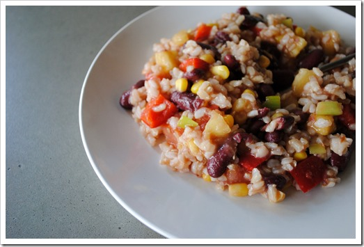 Rice and Beans | Test Kitchen Tuesday