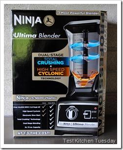 Ninja Ultima   Test Kitchen Tuesday