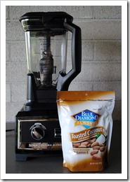 Making Almond Butter in the Ninja Ultima Blender | Test Kitchen Tuesday