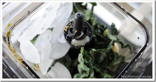 Matcha Green Tea Smoothie   Test Kitchen Tuesday