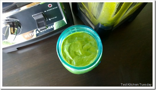 Green Smoothie  | Test Kitchen Tuesday