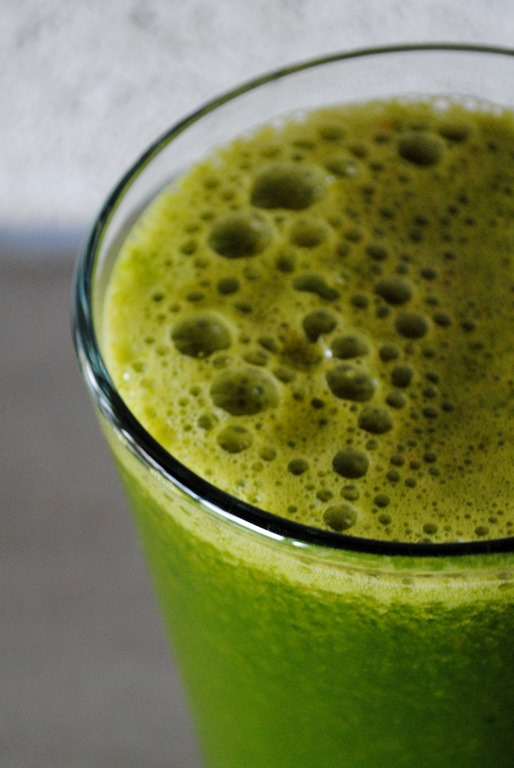 Simple Green Juice to Feel Better Fast | Test Kitchen Tuesday