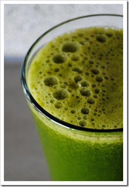 Feel Better Green Juice | Test Kitchen Tuesday
