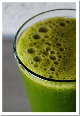 Feel Better Green Juice | Test Kitchen Tuesday