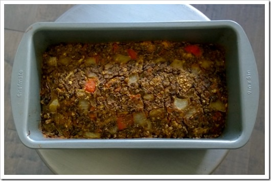 Lentil Loaf | Test Kitchen Tuesday