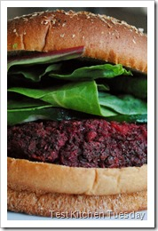 Beet Burgers | Test Kitchen Tuesday