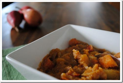 Butternut Squash Stew | Test Kitchen Tuesday