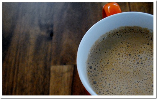 Natural Pumpkin Spice Latte   Test Kitchen Tuesday