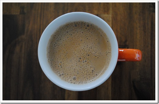 Natural Pupmkin Spice Latte   Test Kitchen Tuesday