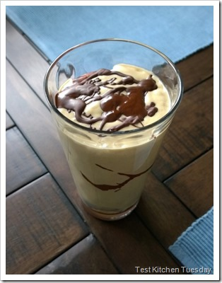 Peanut Butter Cup Smoothie | Test Kitchen Tuesday